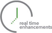 RealTime Enhancements Logo