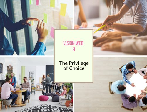 Vision Web 9 The privilege of choice