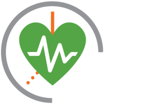 Real Time Heart Based Logo
